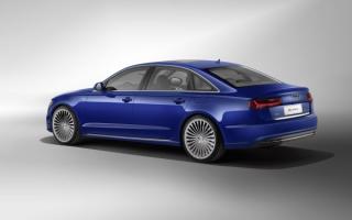 Audi A6L e-tron 2015