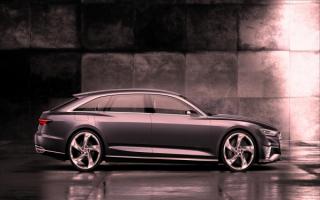 Audi Prologue Avant