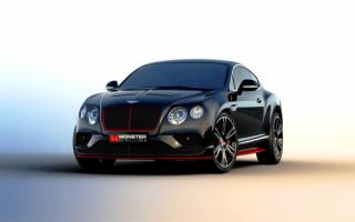 2016 Bentley Continental GT V8 S Monster by Mulliner
