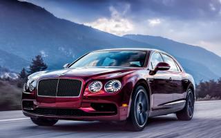 2016 Bentley Flying Spur V8 S