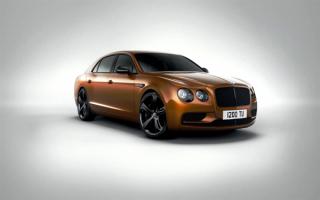 2016 Bentley Flying Spur W12 S