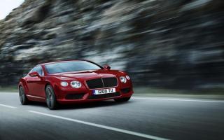 Bentley GT V8   Бентли GT V8