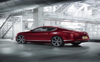Bentley GT V8 | Бентли GT V8