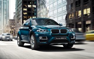BMW X6 / БМВ X6