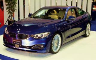 BMW Alpina B4 Bi-Turbo / BMW Альпина Б4 Би-Турбо