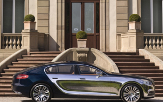 Bugatti Galibier / Бугатти Калибр