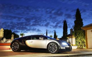 Bugatti Veyron / Бугатти Вейрон