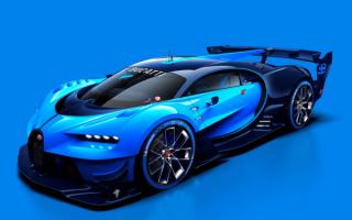 Bugatti Vision