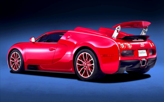 Бугатти Veyron Grand Sport