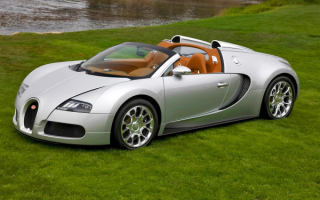 Bugatti Veyron Grand Sport | Бугатти Вейрон большой спорт