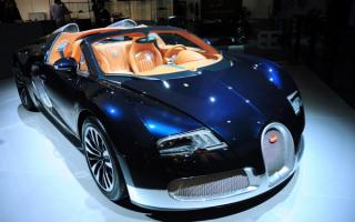 Bugatti Veyron GS | Бугатти Вейрон GS