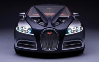 Bugatti 16C | Бугатти 16С концепт