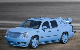Cadillac Escalade EXT / Кадиллак Эскалейд ЕХТ