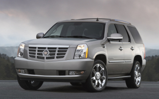 Cadillac-escalade-2007 / Кадиллак Эскалейд-2007