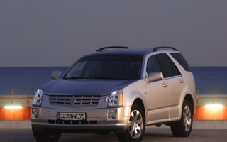 Cadillac SRX european