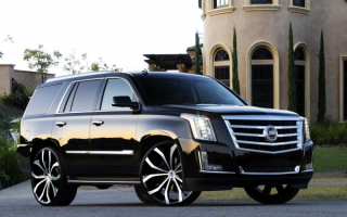 Cadillac Escalade / Кадиллак Эскалейд