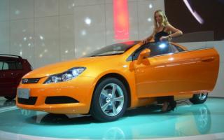 Chery A6CC Coupe