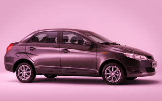 Chery Bonus Sedan / Чери Бонус седан