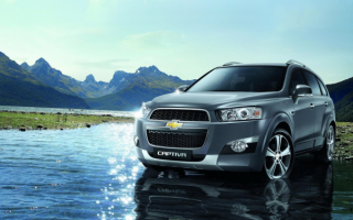 Chevrolet Captiva Diesel