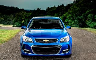 Chevrolet SS 2016