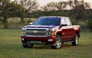 Chevrolet Silverado High Country 2014