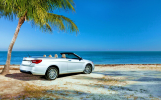 Chrysler 200 Convertible / Крайслер 200 кабриолет
