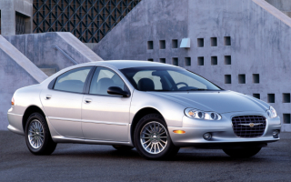 Chrysler Concorde / Крайслер Конкорд