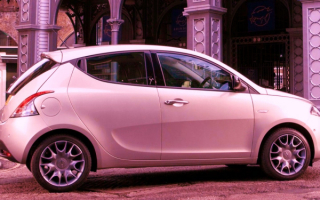 Chrysler Ypsilon / Крайслер Эпсилон