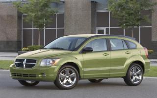 2010-Dodge-Caliber / Додж Калибр 2010г.