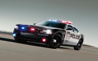 2010-Dodge-Charger-Police-Car / Додж Чарджер полицейский автомобиль