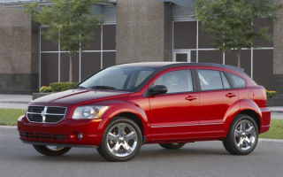 2011 Dodge Caliber / Додж Калибр 2011