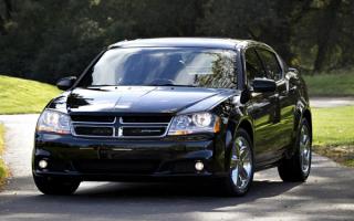 2012 Dodge Avenger / Додж Авенджер 2012