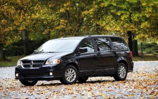 2013 Dodge Grand Caravan Minivan