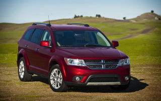 2013 Dodge Journey-Crossover