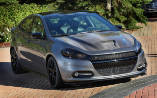 Dodge Dart Carbon-2012 / Додж Дарт Карбон 2012