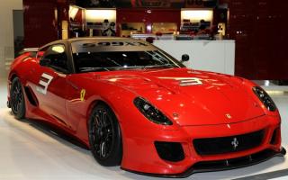 Ferrari 599 XX | Феррари 599 XX
