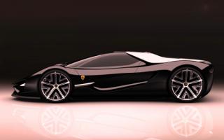 Ferrari Xezri black
