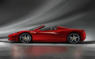 Ferrari 458 Spyder | Феррари 458 Паук