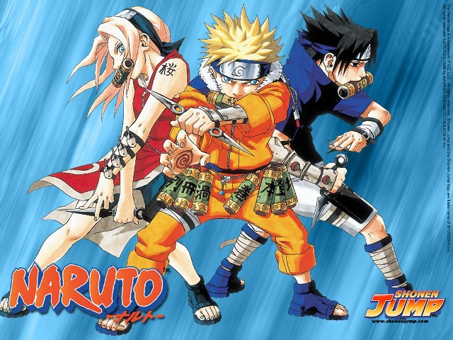 Naruto Rock Frenzi (2012)