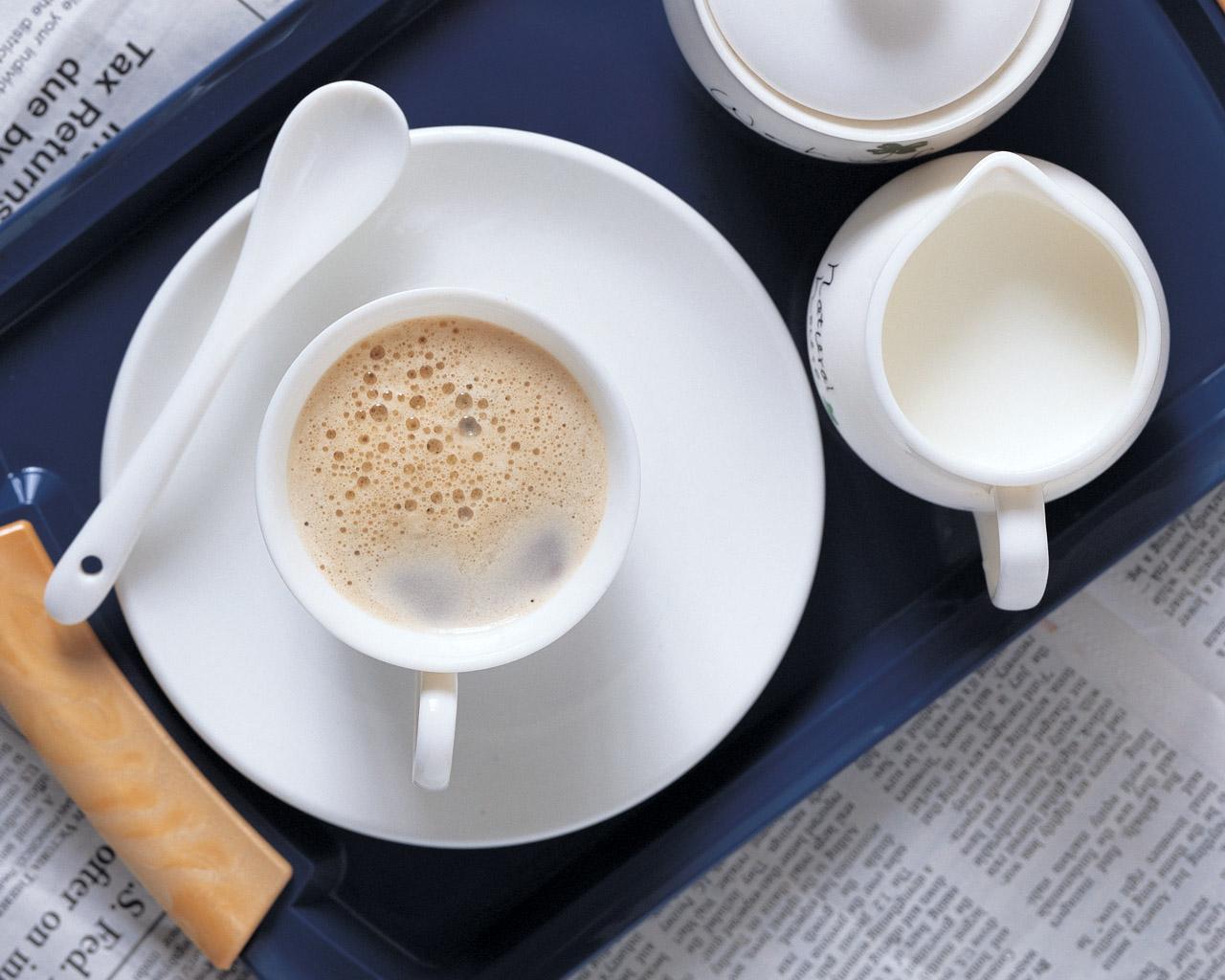 Кофе С Молоком ))) (24 Фото)