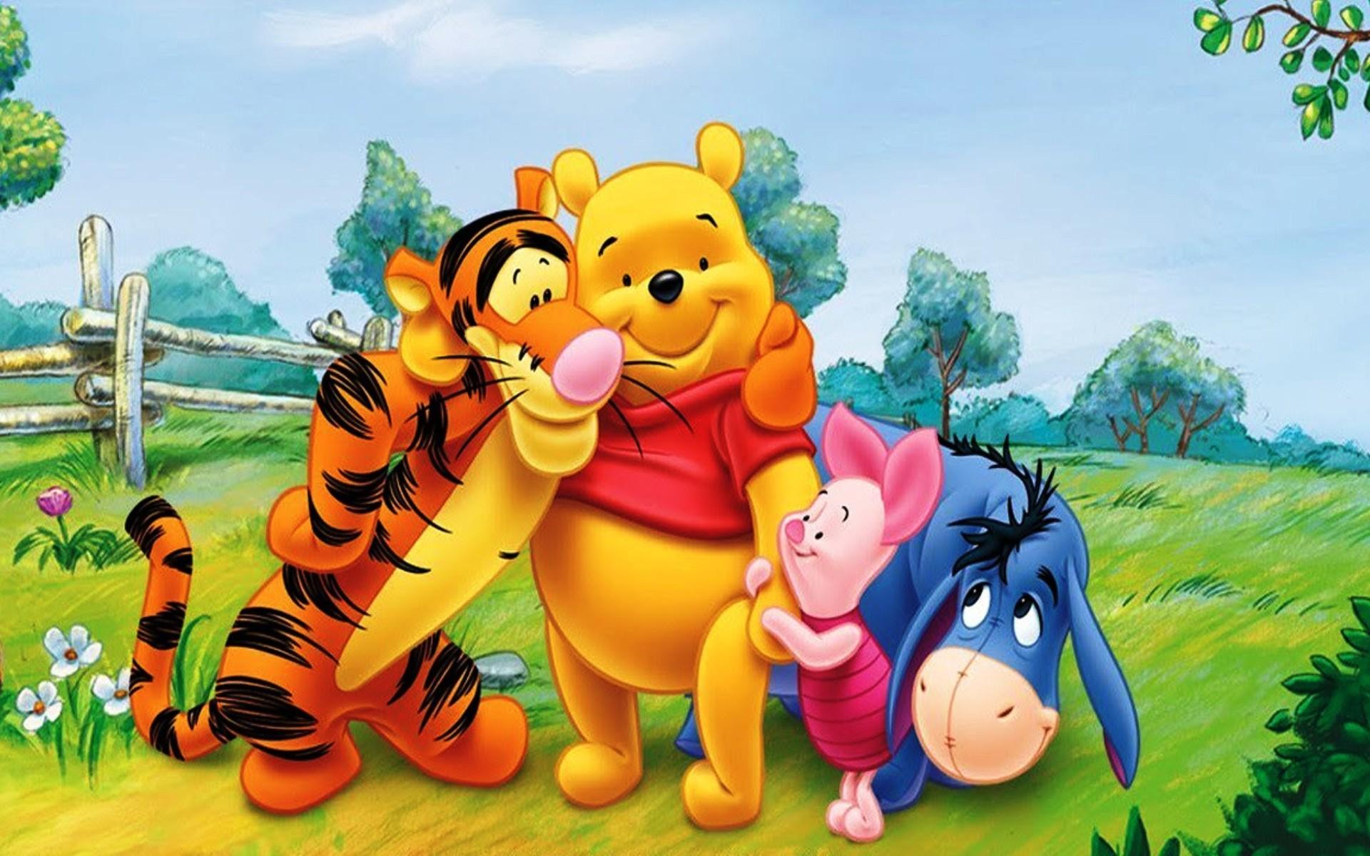 Картинка Винни Пух и его друзья » Мультики » Картинки 24 ...