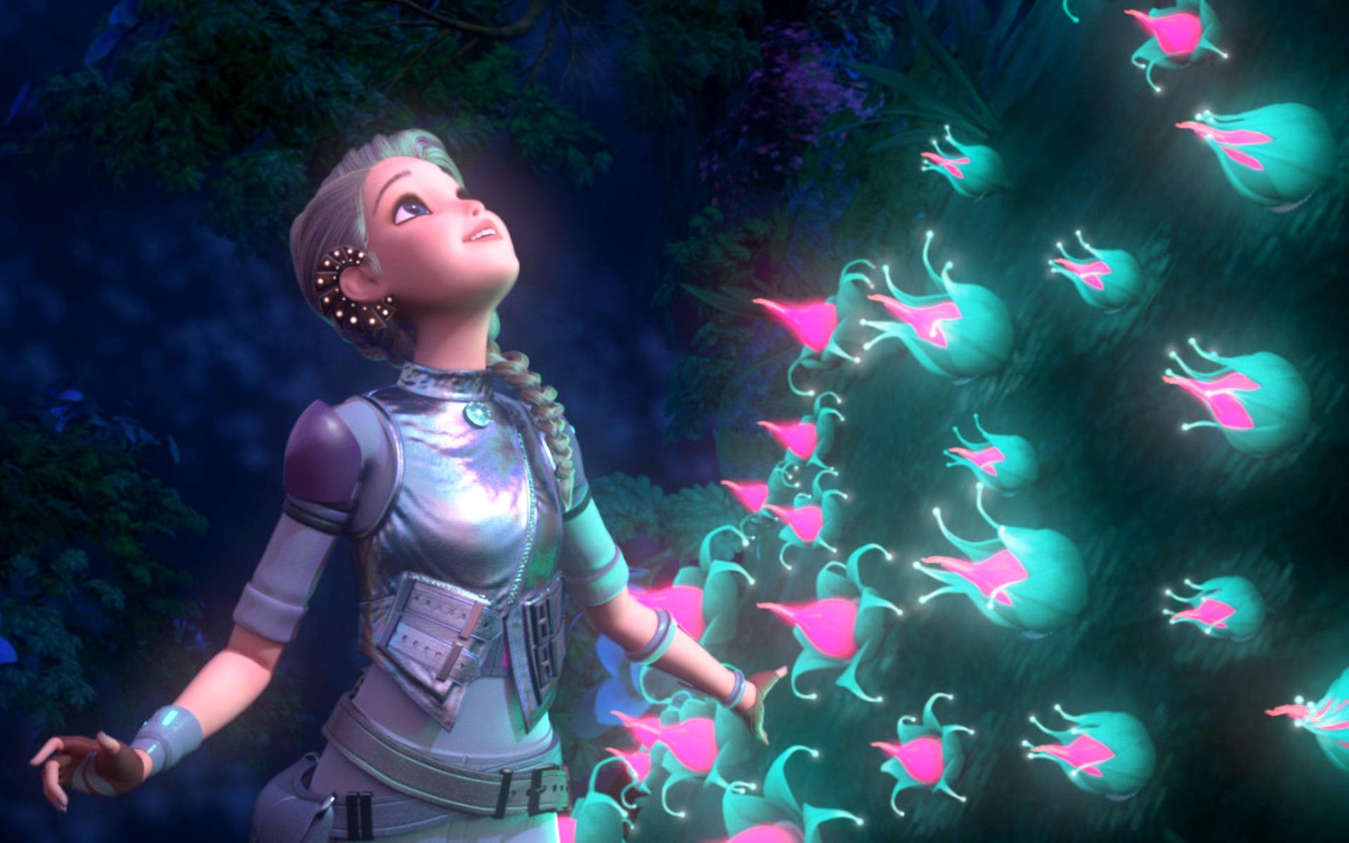 Картинка Барби и космическое приключение » Мультики ...