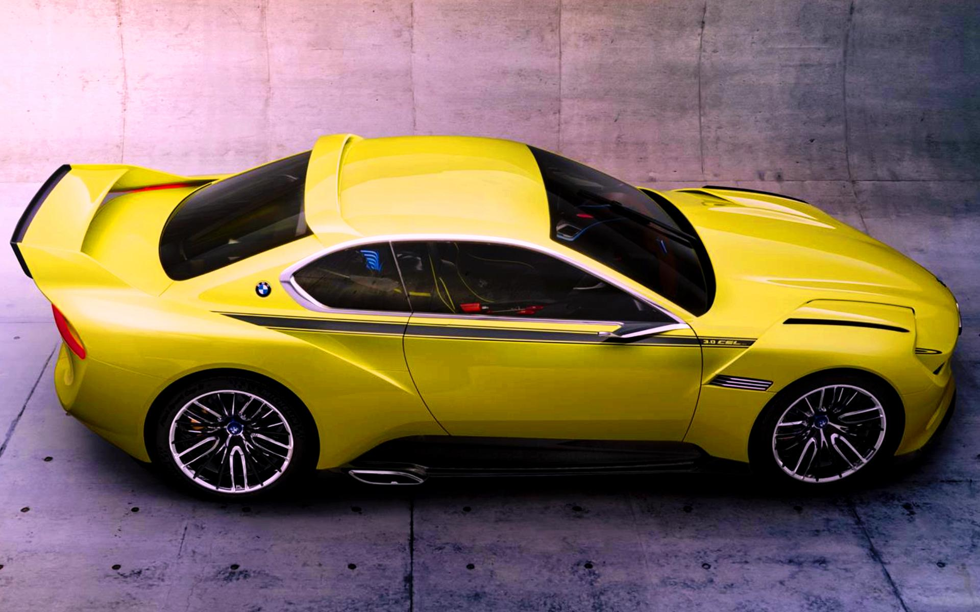 Картинка BMW 3BMW 3.0 CSL Hommage » BMW   БМВ » Автомобили ...