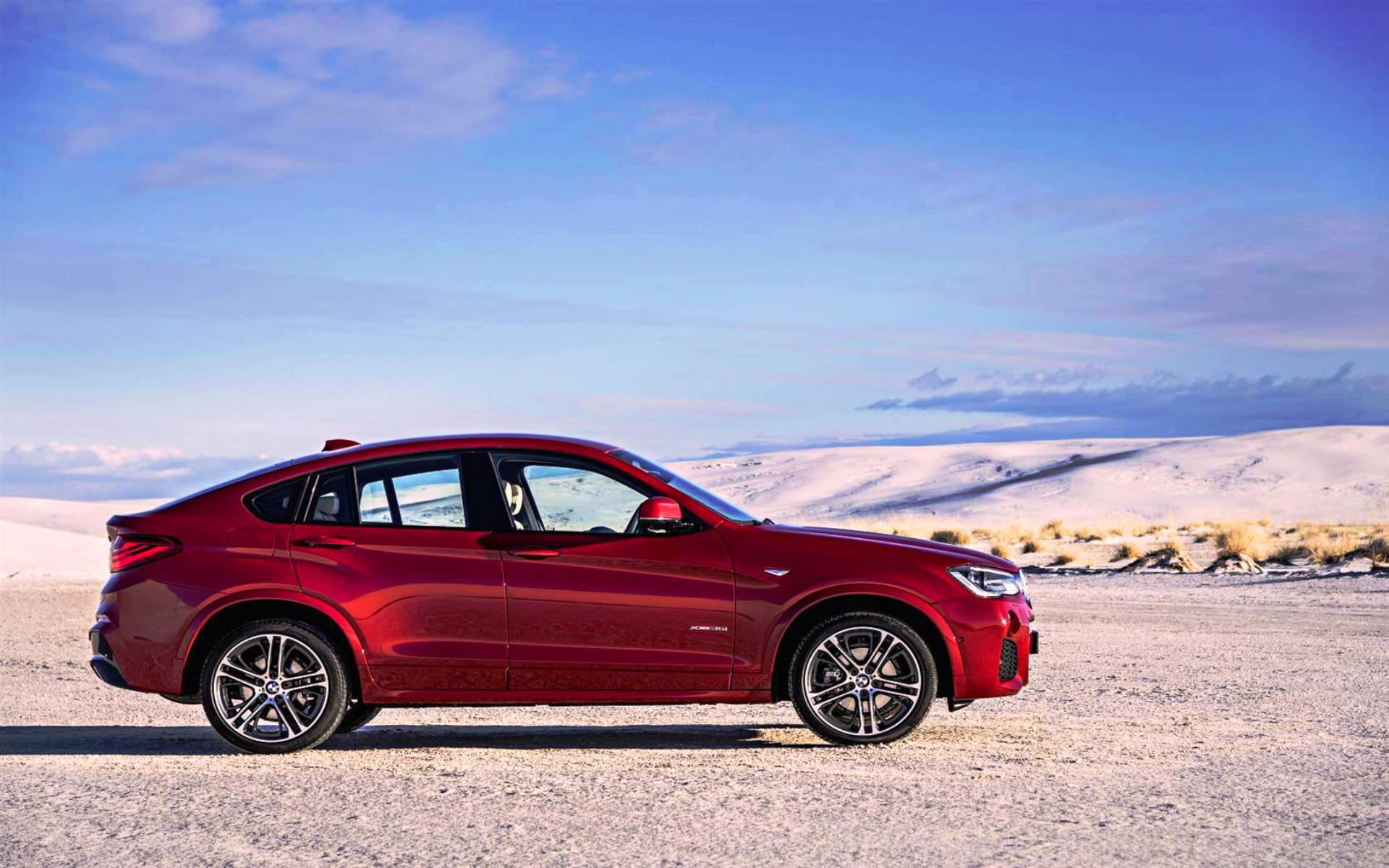 Картинка BMW X4 Sports Activity Coupe » BMW | БМВ ...