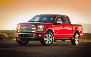 2015 Ford F150 Truck