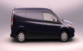 2015 Ford Transit Connect Van 2015