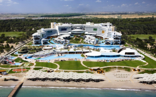 Cornelia Diamond Golf Resort & Spa 5 Deluxe, Белек, Турция