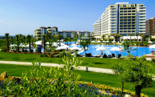 Отель Barut Lara Resort SPA & Suites 5, Анталия, Турция.