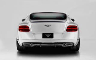 Bentley BR 10 Continental | Бентли БР 10 Континенталь