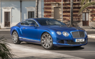 Bentley Continental GT / Бентли Континенталь GT